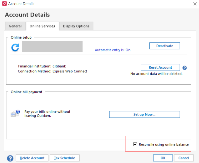 Reconcile Accounts in Quicken For Windows/ Mac (Complete Guide)