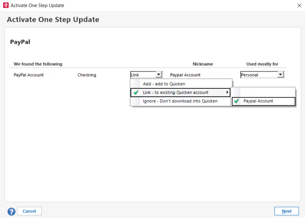 Quicken Won't Download Bank Transactions - (Simplest Steps