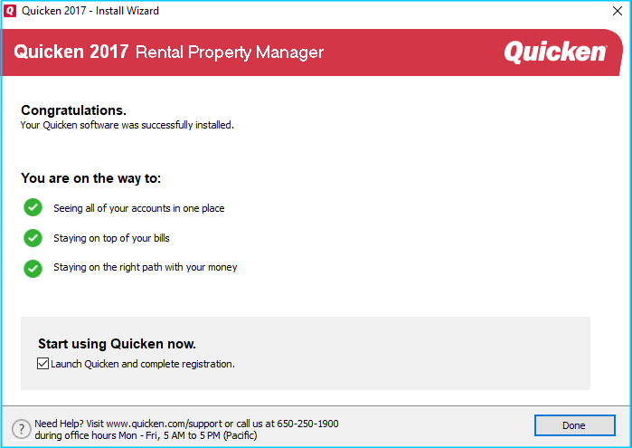 Download and Install Quicken For Windows